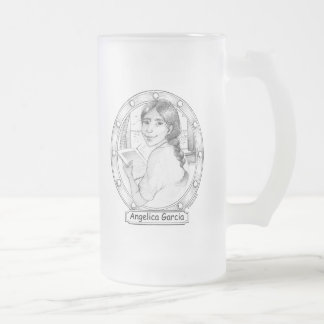 FV - Angelica Garcia - Any Size, Style or Color of 16 Oz Frosted Glass Beer Mug