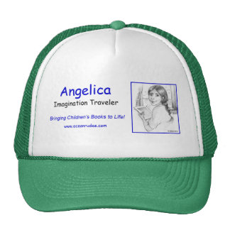 FV - Angelica Garcia - Any Size, Style or Color of Hat