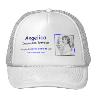 FV - Angelica Garcia - Any Size, Style or Color of Trucker Hat