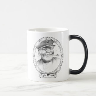 FV - Cap'n Whaley on Any Size, Style or Color of Coffee Mugs