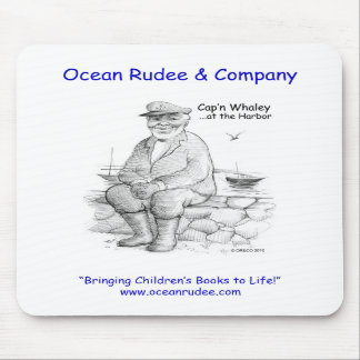 FV - Check it out!  Cap'n Whaley at the Harbor Mousepad