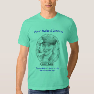 FV - Ocean Rudee on Any Size, Style or Color of T-shirts
