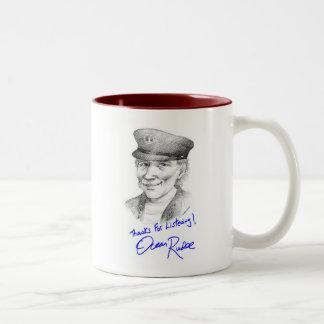 FV - The Ocean Rudee Autograph Two-Tone Coffee Mug