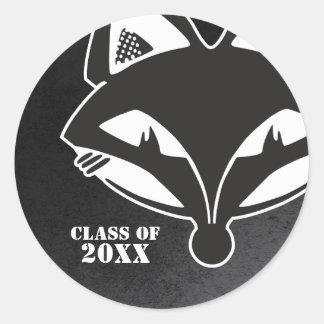 FVL Foxes Class of sticker