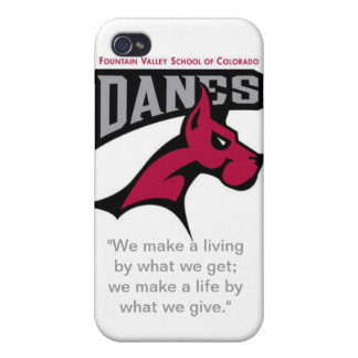 FVS Student Apparel Cover For iPhone 4