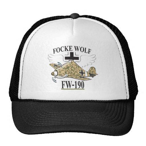 fw-190 focke wolf hat