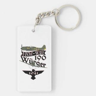 Fw 190 keychain