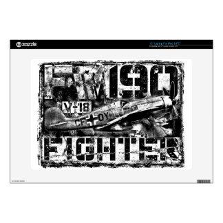 "Fw 190 Vinyl Device Protection Skin 15"" Laptop Skin"