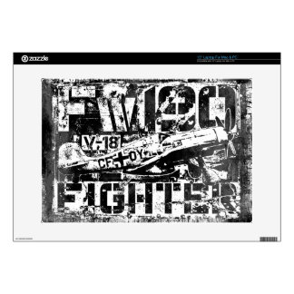 Fw 190 Vinyl Device Protection Skin Decal For Laptop