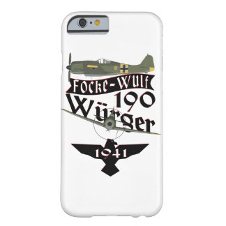 Fw 190 Wurger iPhone Case