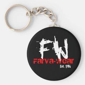 FW, Farva-Wear, Keychain