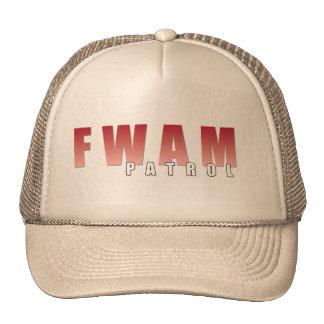 FWAM Patrol Khaki Hat