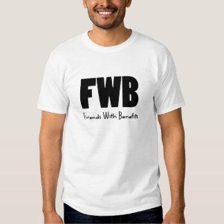FWB BL TEE SHIRT