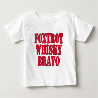 FWB Friends With Benefits Infant T-shirt