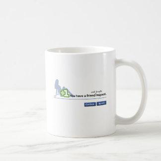 FWB Request Coffee Mug