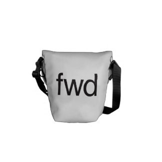 fwd courier bag