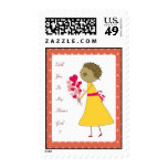 fwill you be my flower girl stamp
