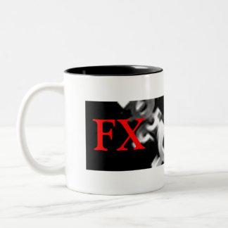 FX Cashflow Two-Tone Coffee Mug