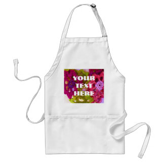 FX Flowers custom Apron