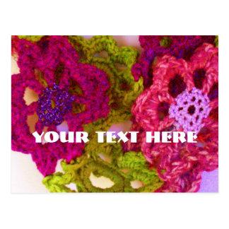 FX Flowers custom Postcard