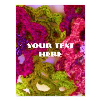 FX Flowers custom Post Cards