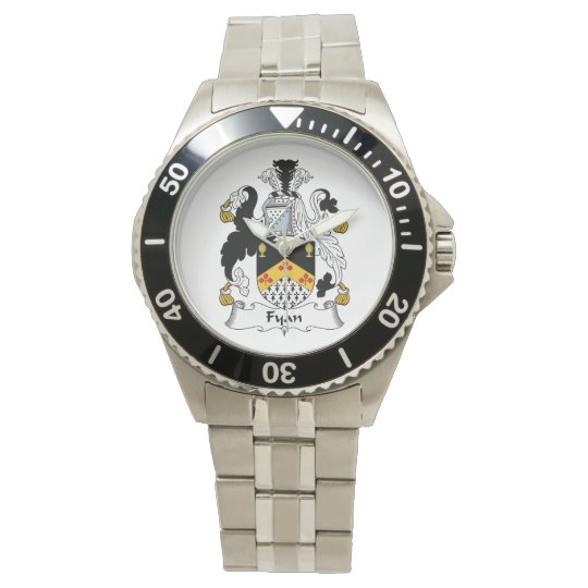 Fyan Family Crest Watches