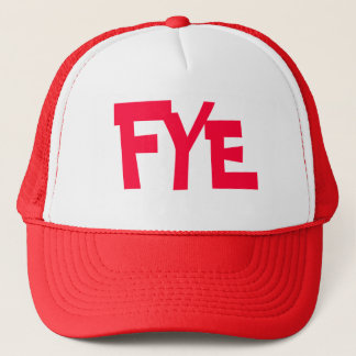 FYE TRUCKER HAT