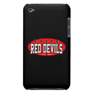 Fyffe High School; Red Devils Case-Mate iPod Touch Case