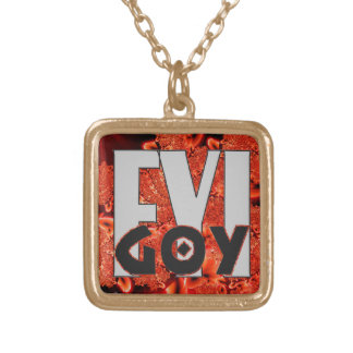 FYI: G0Y GOLD PLATED NECKLACE