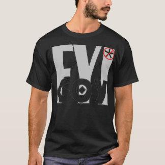FYI-Project_G0Y N0 * T-Shirt