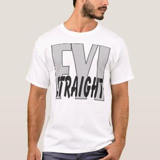 FYI-Project_STR8 T-Shirt