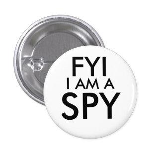 FYI soy un botón del espía