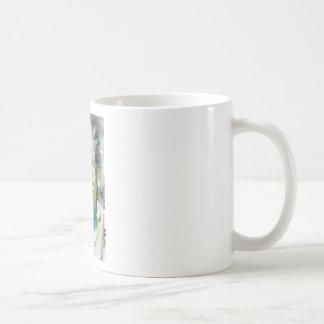 fyodor dostoevsky - watercolor portrait coffee mug