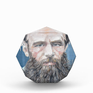 fyodor dostoyevsky - oil portrait award