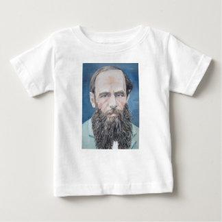 fyodor dostoyevsky - oil portrait baby T-Shirt