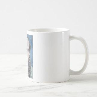 fyodor dostoyevsky - oil portrait coffee mug