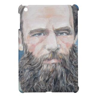 fyodor dostoyevsky - oil portrait iPad mini cover