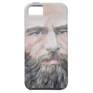 fyodor dostoyevsky - oil portrait iPhone SE/5/5s case