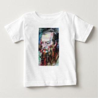 FYODOR DOSTOYEVSKY - watercolor portrait.2 Baby T-Shirt