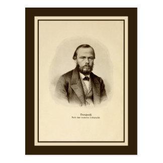Fyodor Mikhailovich Dostoyevsky Postales