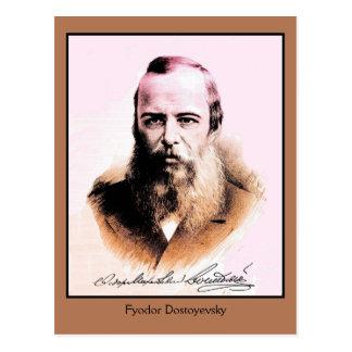 Fyodor Mikhailovich Dostoyevsky Tarjetas Postales