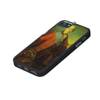 Fyodor Rokotov- Portrait of Great Duke Peter iPhone 5 Cases