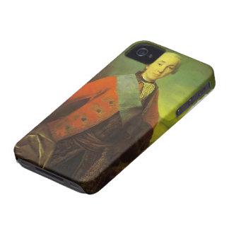 Fyodor Rokotov- Portrait of Great Duke Peter iPhone 4 Case