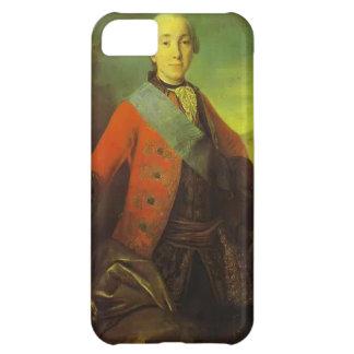 Fyodor Rokotov- Portrait of Great Duke Peter Case For iPhone 5C