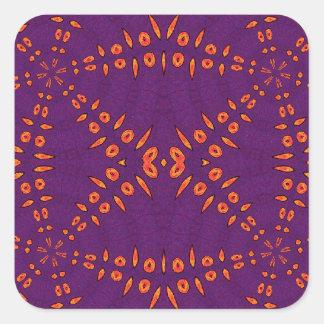 Fyre Trybe Square Sticker