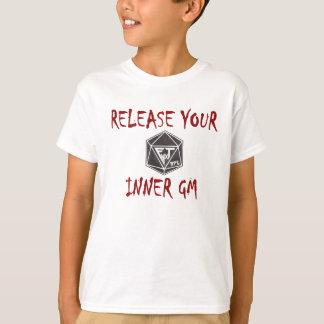 Fyxt RPG Release Your Inner GM T-Shirt