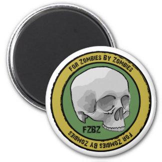 FZBZ Skull Logo...Magnet Magnet