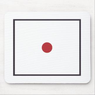 G00002 Hinomaru Bento Mouse Pads