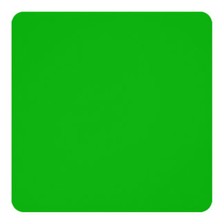 G05 Green Color Card
