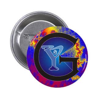 G0Y Fashion Logo Button